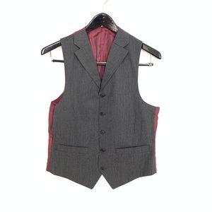 Other - Men's Vest – Dark Grey